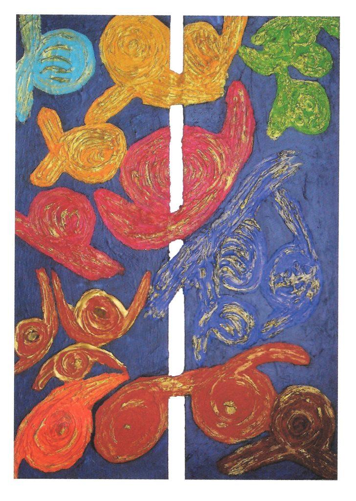 Ribbons by Vlady - Angel Vladimir Oliveros