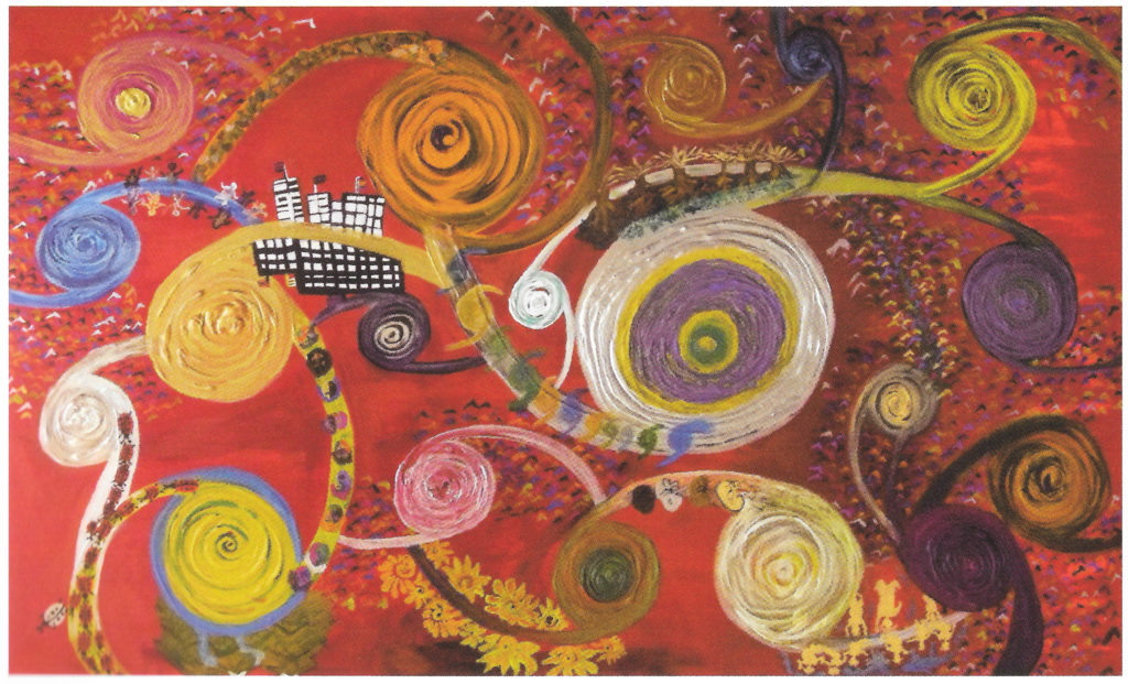 Infinity by Vlady - Angel Vladimir Oliveros