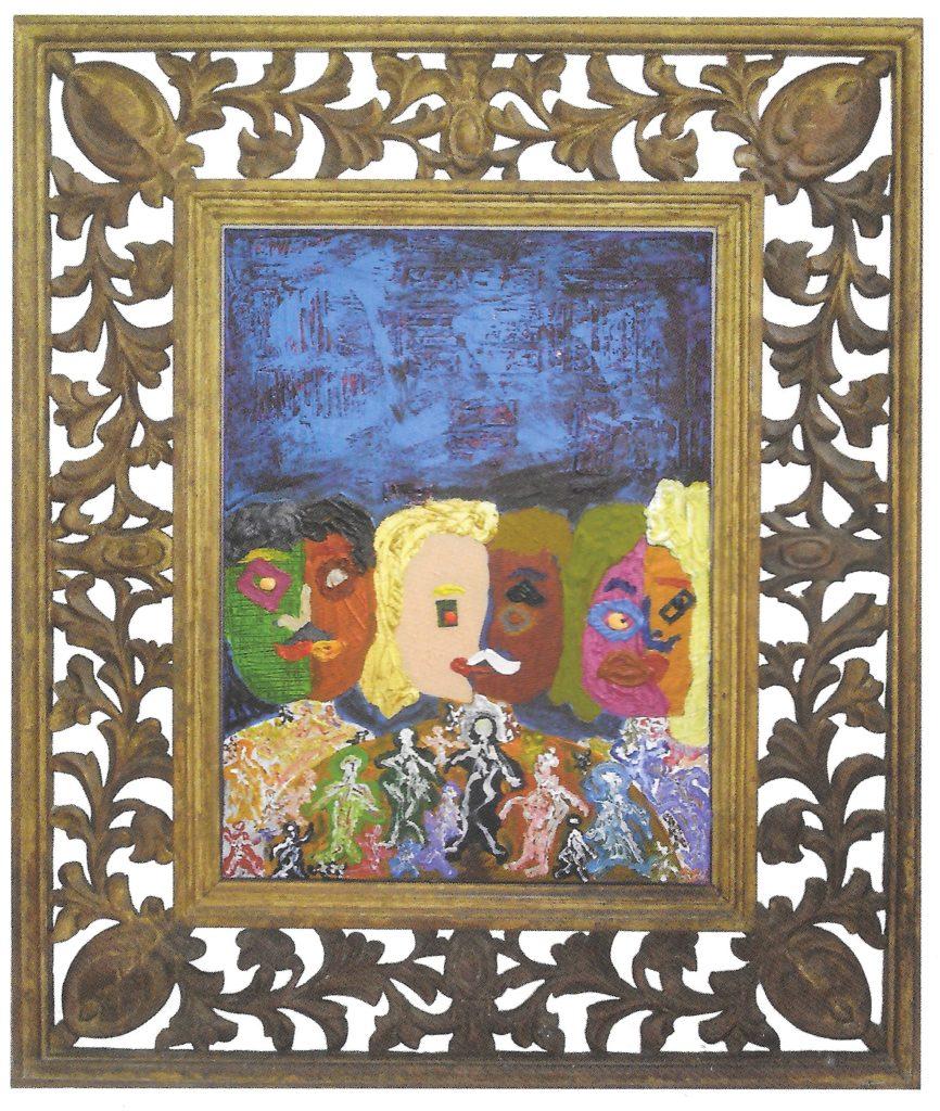 Diversity by Vlady - Angel Vladimir Oliveros