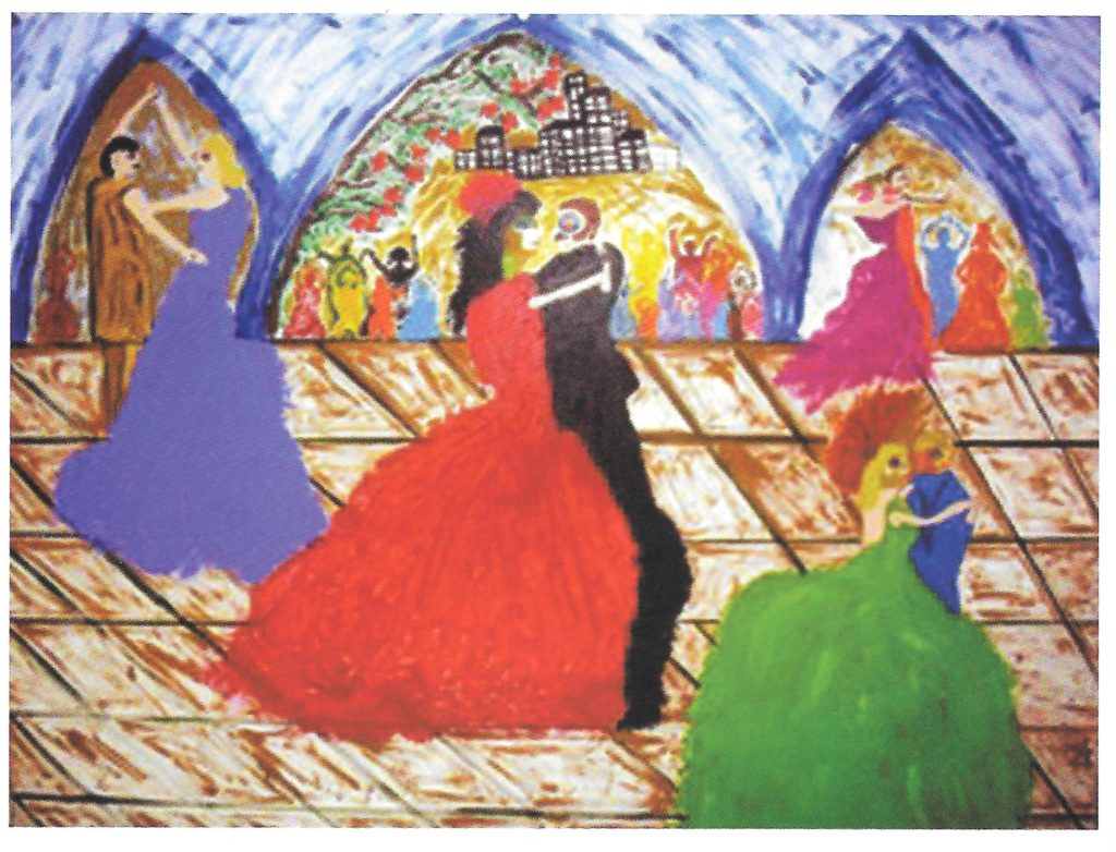 Baile by Vlady - Angel Vladimir Oliveros